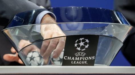 Champions League, ecco le possibili fasce del sorteggio dei gironi