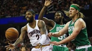 Basket NBA, clamoroso: Irving a Boston, Thomas ai Cavs