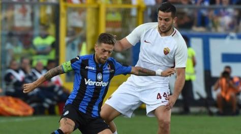 Roma-Inter, la mossa di Di Francesco è Manolas terzino