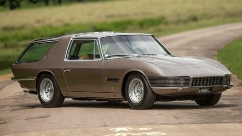 Ferrari 330 Shooting Brake, l'unica station wagon della storia di Maranello