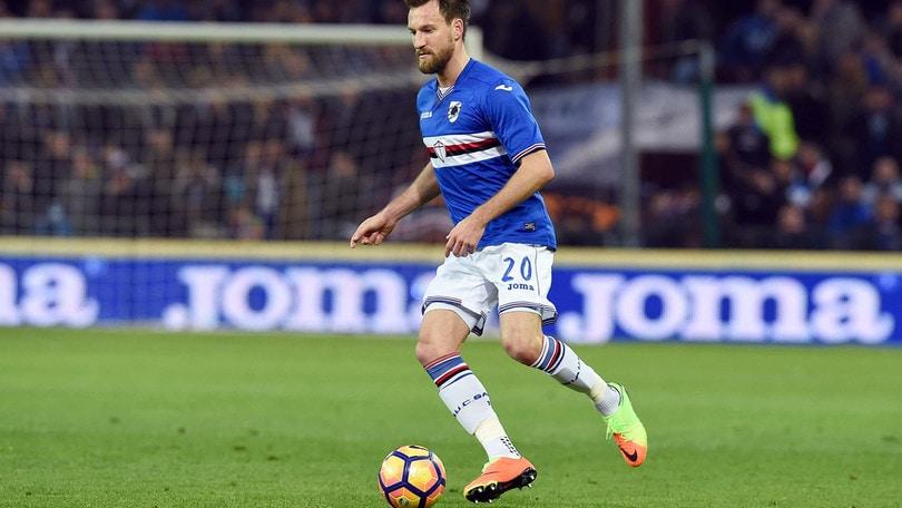 Calciomercato Crotone, viva la pista per Pavlovic della Sampdoria