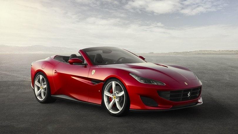 Ferrari Portofino, ecco l'erede della California T
