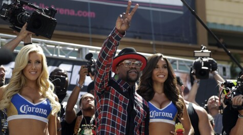 McGregor-Mayweather, Las Vegas si scalda per lo storico incontro