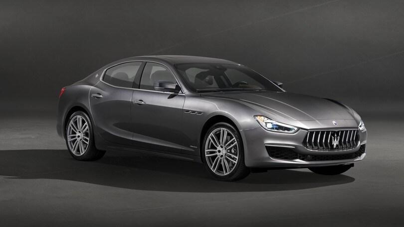 Maserati Ghibli, il restyling diventa GranLusso