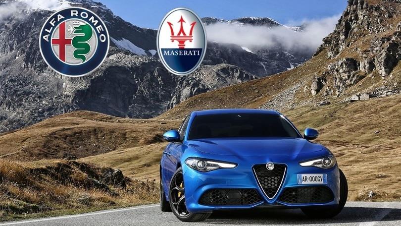 FCA, voci di spin-off Alfa e Maserati, il titolo vola in borsa