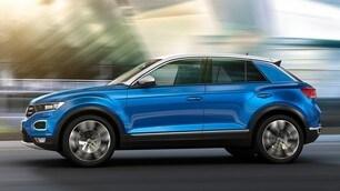 Volkswagen T-Roc: foto e prezzi