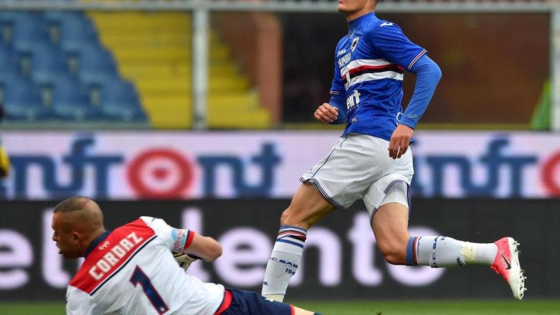Calciomercato: Roma-Inter, sfida in quota per Schick