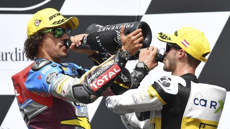 MotoGp, Marc VDS: Luthi con Morbidelli nel 2018