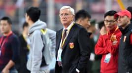 La Cina non molla Lippi: avanti con il ct fino al 2019