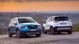 Opel Crossland X, già raggiunti 50.000 ordini