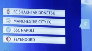 Champions League, il calendario del Napoli: le partite del gruppo F