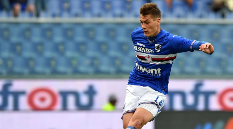 Calciomercato: quote Schick, ora l'Inter è favorita
