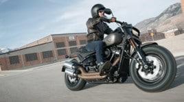 Harley presenta la nuova famiglia Softail: born in the USA