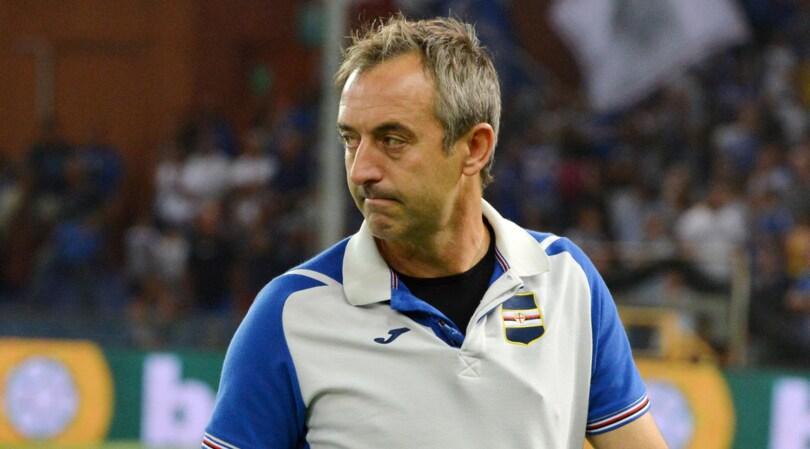Sampdoria, Schick non convocato. Giampaolo: «Lo ha chiesto lui»