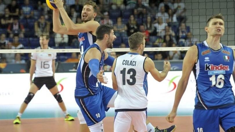 Volley: l'Italia conquista il pubblico di Rai 1