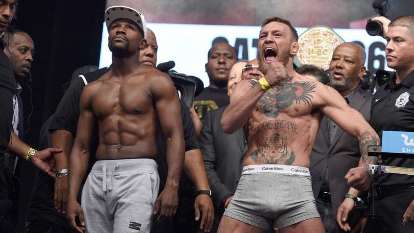 Boxe, Mayweather vs McGregor: occhio al pareggio