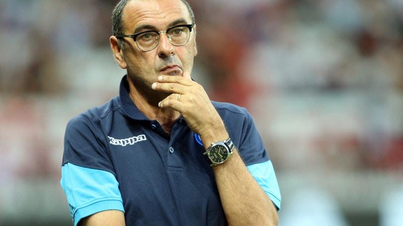 """Serie A: Napoli-Atalanta, la """"vendetta"""" di Sarri a 1,40"""