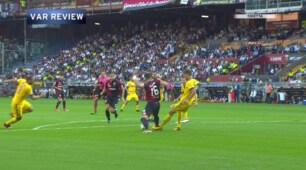 Genoa-Juventus, Var ancora decisivo: altro rigore contro i bianconeri