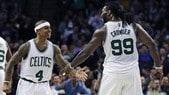 NBA, clamoroso: la trade Irving-Thomas potrebbe saltare!