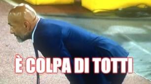 Inter, il ritorno di Spalletti all'Olimpico scatena i social