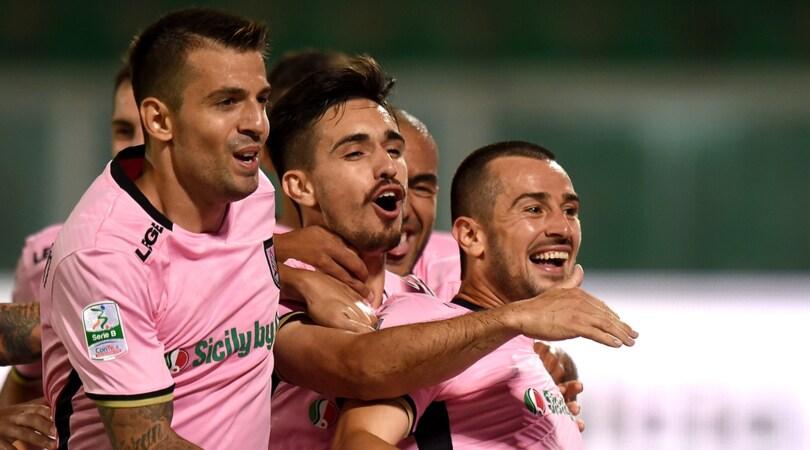 Serie B: Palermo, Avellino e Frosinone, Perugia partono forte