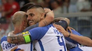 Top e flop dell'Inter: Perisic devastante, Gagliardini in crisi