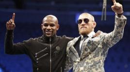 Mayweather, 350 milioni di dollari per battere McGregor
