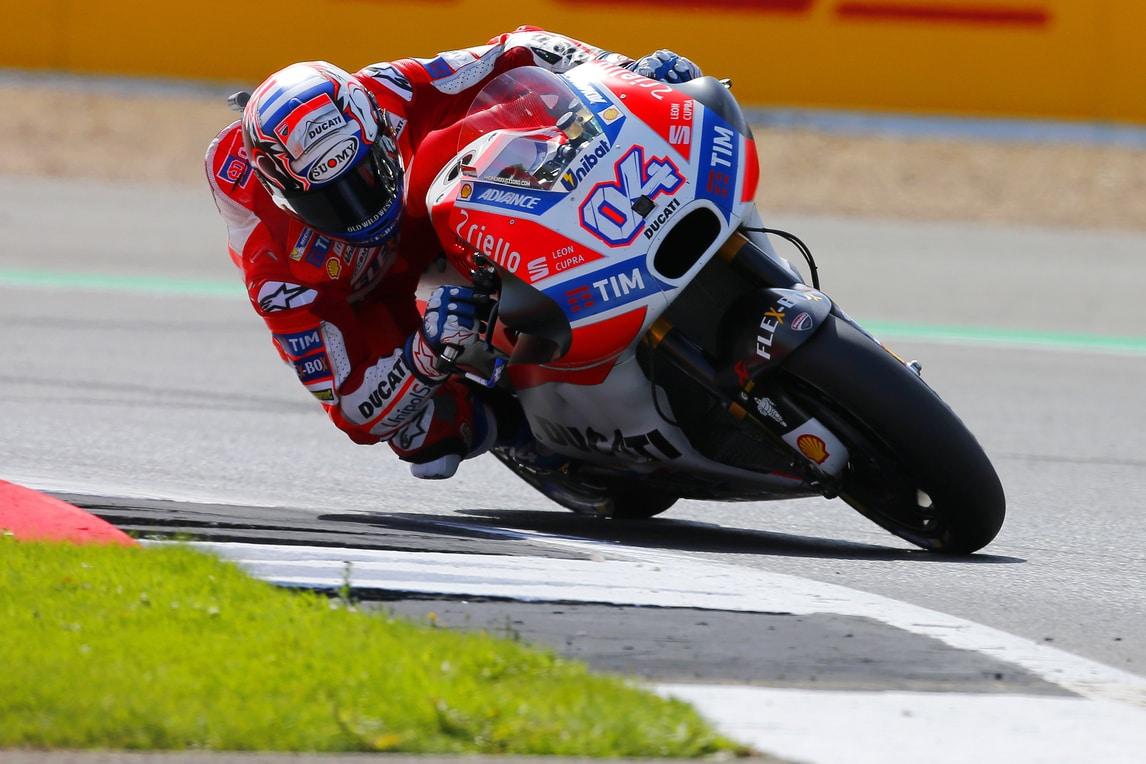 MotoGp Ducati, Dovizioso: «Vittoria importante per il mondiale» - Corriere dello Sport