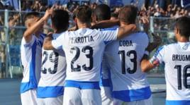 Serie B, Pescara-Foggia 5-1: riecco Zeman! Tripletta di Pettinari