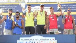 Beach Volley: Rossi-Caminati e Gili-Costantini alzano la Coppa Italia