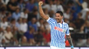 Spal, Borriello da record: ha segnato con 12 squadre diverse in A