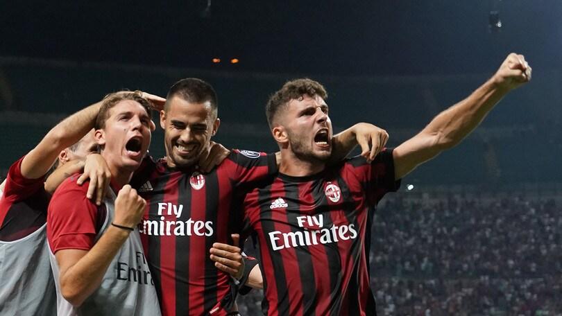 Serie A Milan-Cagliari 2-1, il tabellino