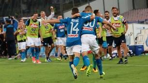 Il Napoli sfata il tabù Atalanta: rimonta 3-1 e scatta la festa