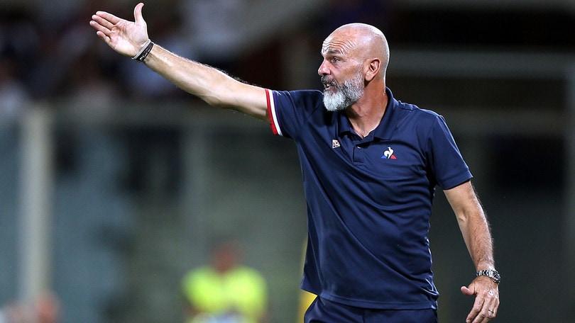Serie A Fiorentina, Pioli: «Pagato caro il momento di black out»