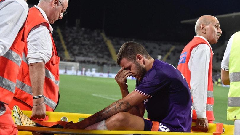 Serie A Fiorentina, escluse fratture per Eysseric