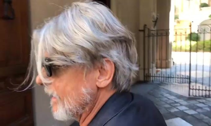"""Ferrero: """"Schick? Se sta bene va alla Roma"""""""