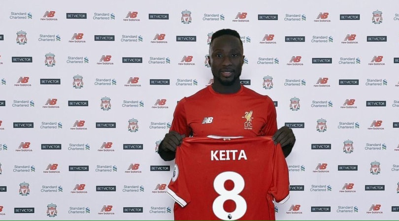 Keita al Liverpool per 50 milioni di euro, ma dal 2018