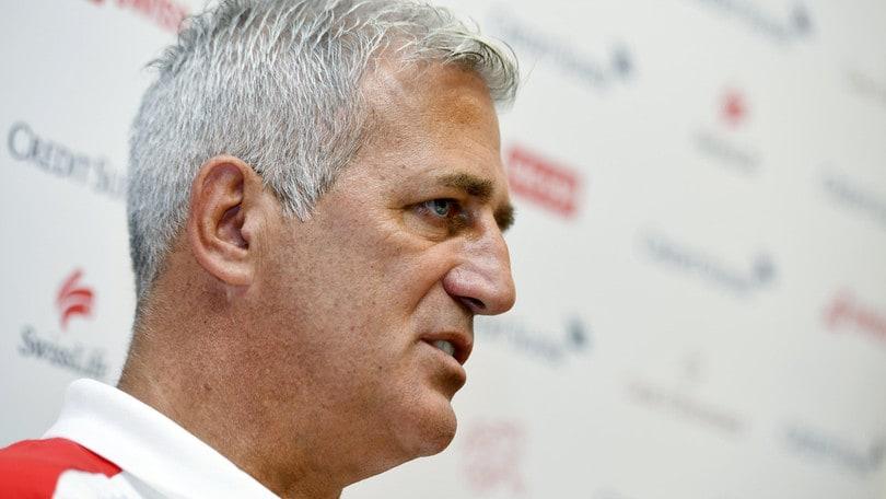 Svizzera, l'ex Lazio Petkovic rinnova fino al 2020
