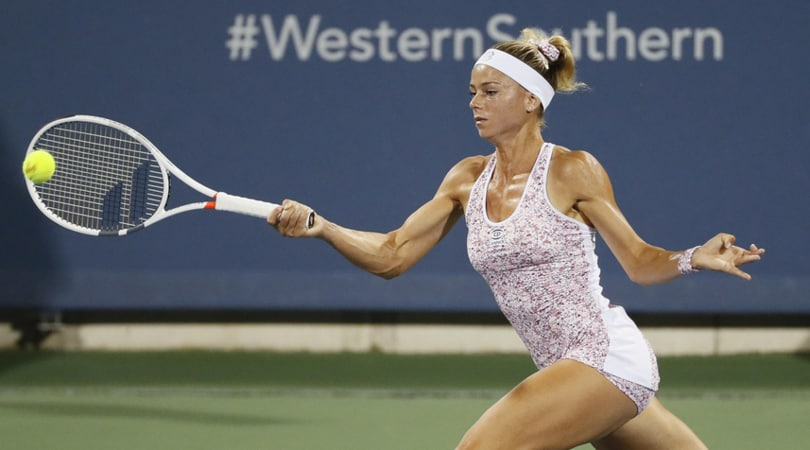 Tennis, Us Open: Giorgi eliminata al primo turno