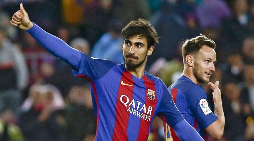 Di Maria al Barcellona può liberare André Gomes per la Juventus