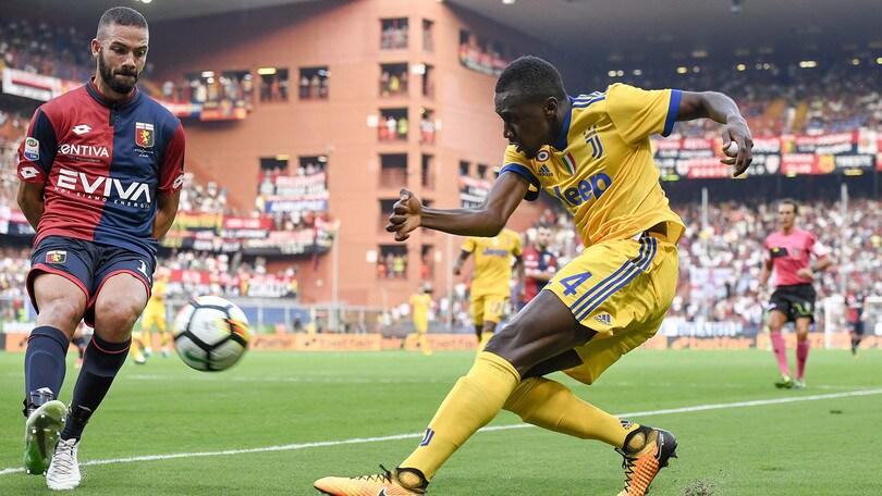 Matuidi: «Ecco perché ho scelto la Juventus»