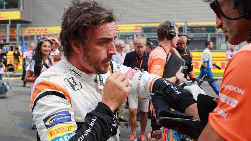 F1 McLaren, Alonso: «Serve un cambiamento»