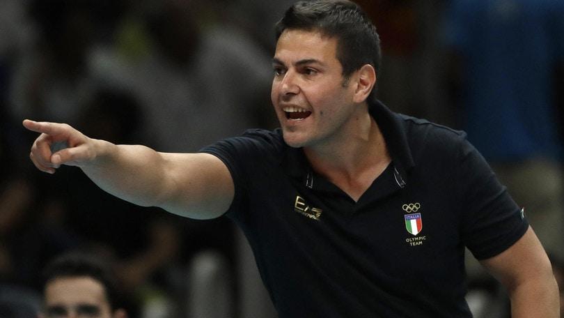 Volley: Blengini ha diramato la lista dei 21 per la Volleyball National League
