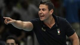 Volley: lunedì torna a radunarsi la nazionale maschile