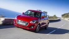 Suzuki vende sempre più ibride in Italia