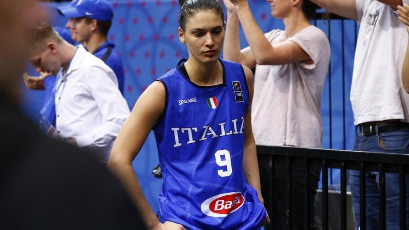 WNBA, Cecilia Zandalasini approda alle Minnesota Lynx