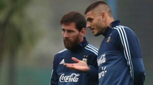 Icardi, Messi, Dybala: Argentina, che tridente!