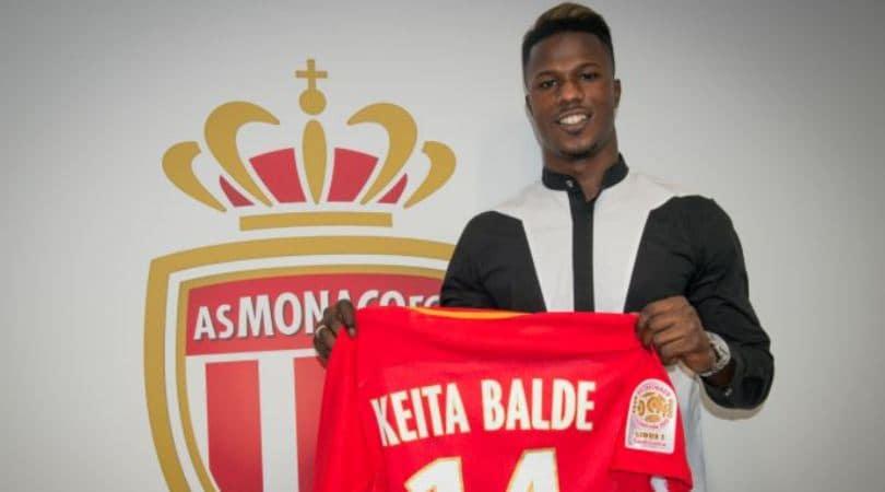 Keita, addio alla Lazio: ufficiale al Monaco