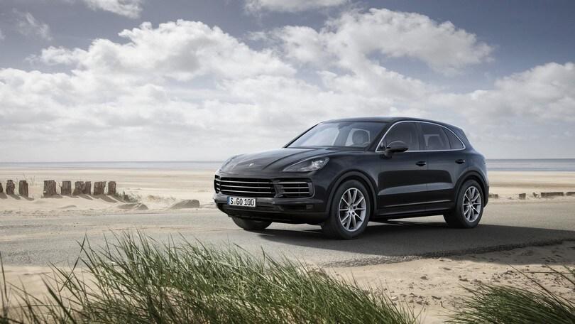 Porsche Cayenne, la terza generazione debutta a Francoforte