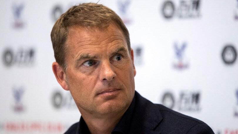 Premier, De Boer già a rischio: per i bookmaker arriva l'esonero